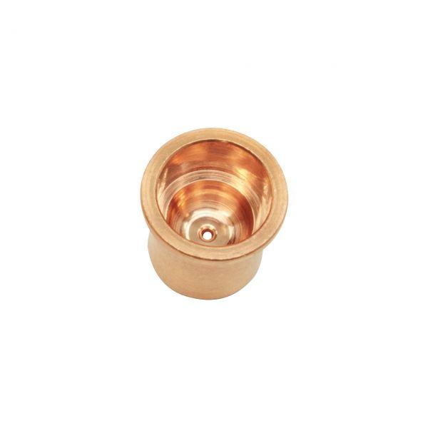 Schneiddüse für CB50, zylindrisch, kurz, Ø 1,0 mm,