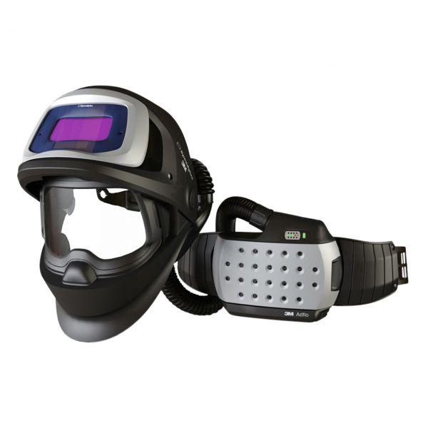 SPEEDGLAS 9100 FX Air mit ADFLO, ohne Blendschutzkassette, inklusive Tasche
