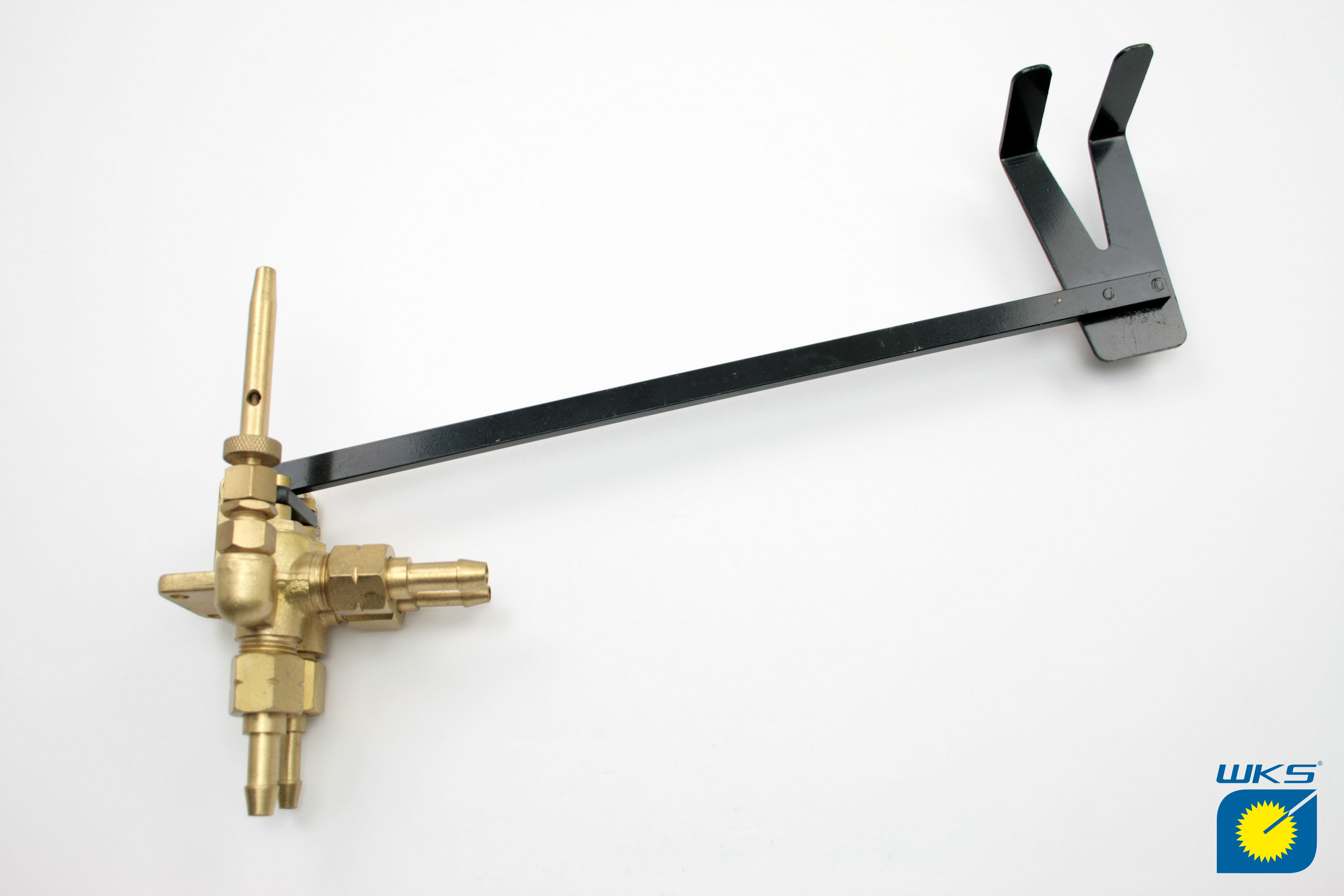 Gassparer mit Pilotflamme Gassparanlage Sauerstoff Azetylen//Propan-Butan//Erdgas