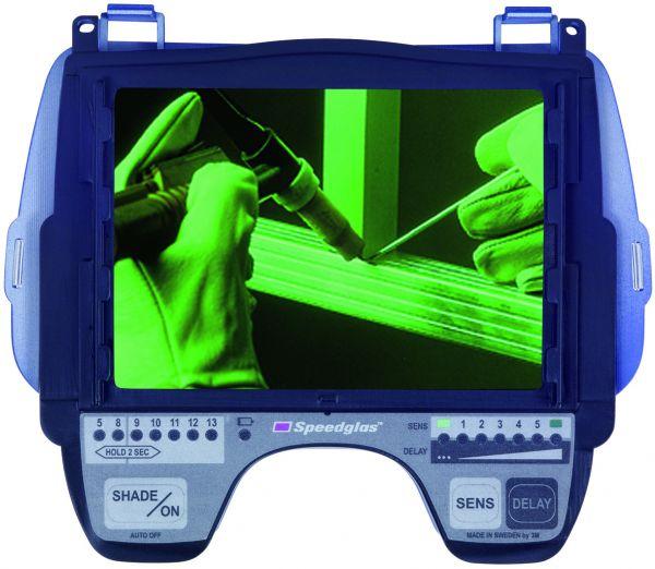 ADF-Blendschutz-Kassette für SPEEDGLAS 9100 XX, DIN 5/8/9 - 13, 73 x 107 mm