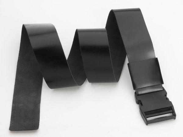 optrel® Ledergürtel ohne Lendenstütze