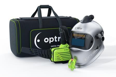 optrel® e3000X 18h, grün + crystal DIN2/4-12