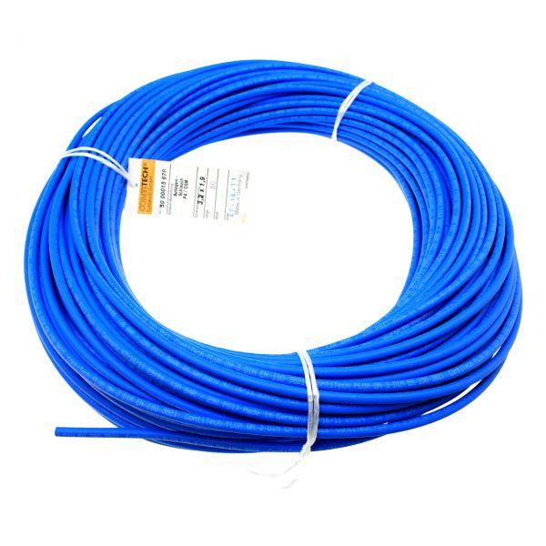 MINITHERM Sauerstoffschlauch, blau, Ø 3,2 x 1,9 mm
