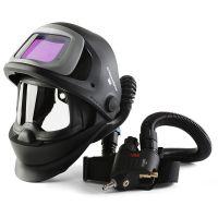 SPEEDGLAS 9100 V, FX Air Schweißmaske mit VERSAFLO, DIN 5/8/9-13, 44x93mm