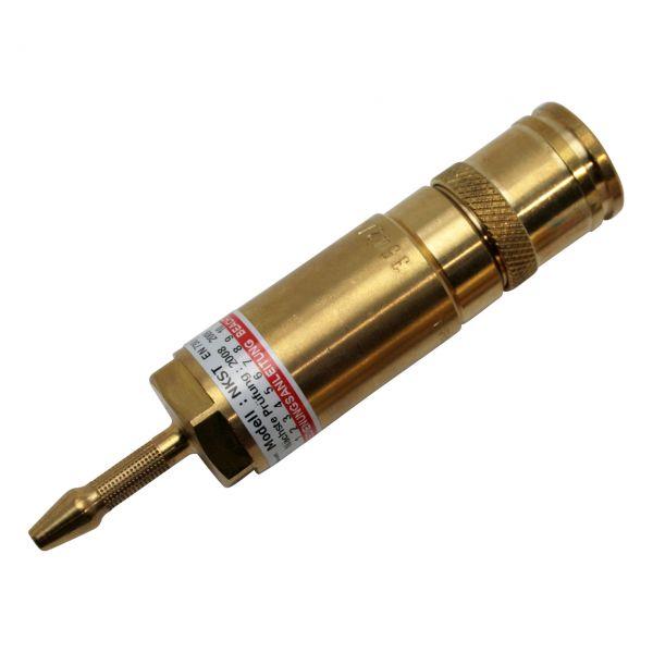 Sicherheitseinrichtung brennerseitig, N-Serie, Brenngase, Tülle 9 mm