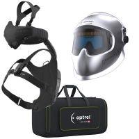 optrel® swiss air + panoramaxx CLT silber, Ready to Weld