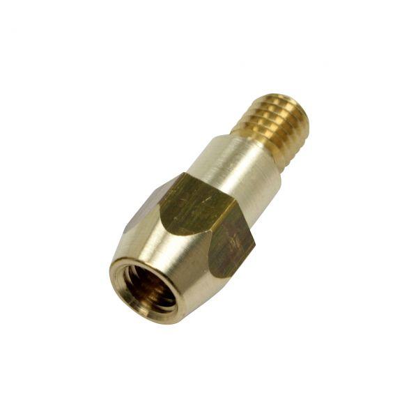 Düsenstock PLUS 36, Länge 32 mm, M8 außen, M8 innen (für Stromdüse)