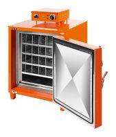 Schweißelektrode Trockenschrank für 50 Pakete, 230/400 V, max. 400°C