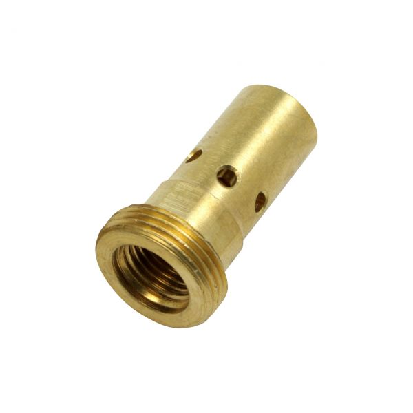 Düsenstock PLUS 400/500, Länge 29 mm, M6 innen (für Stromdüse)
