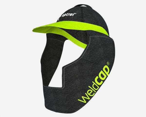 Textil Kopf-/Brustschutz optrel® weldCAP®, Ersatzteil, schwarz/grün