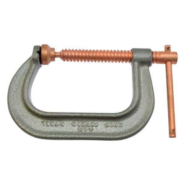 Werkstückzwinge aus Guss, C-Form, 80 x 110 mm