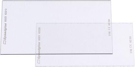 Innenscheiben für SPEEDGLAS 9002 X, klar, 53 x 103 mm, 5er Pack