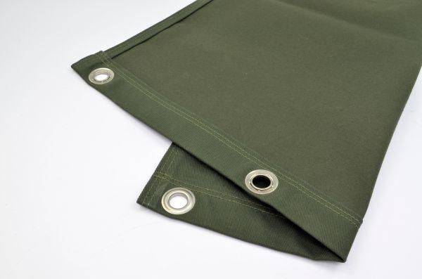 Metallösen, Innen-Ø 16 mm, zusätzlich angebracht
