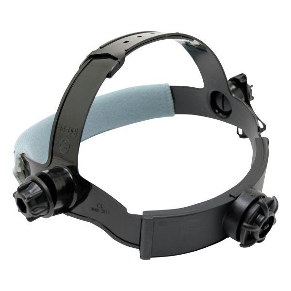 Kopfband für BASIC, stufenlos einstellbar, mit Schweißband